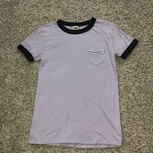 T-shirt from pink